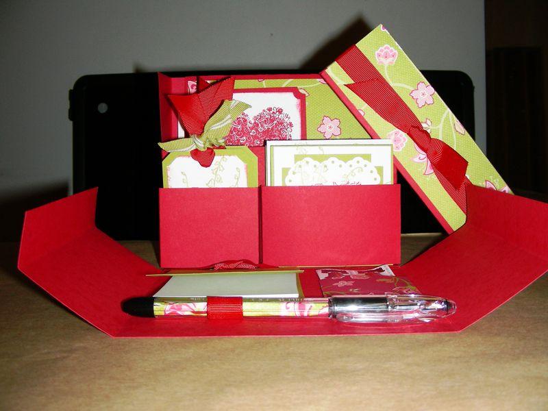 Stationery box class 004